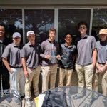 Boys Golf Wins OAA Blue League Championship