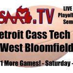 MHSAA TV Coverage of Football Semifinals