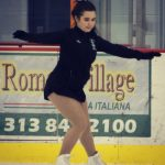 WBHS Varsity Co-ed Figure Skating earns 2nd place in second district meet