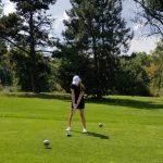 Girls Varsity Golf falls to Walled Lake Northern 183 – 241
