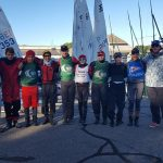 Coed Varsity Sailing finishes 19th place at Tier 1 – MISSA Cressy Radial Qualifier