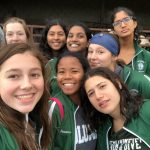Girls Varsity Swimming finishes 2nd place at Double Dual Meet @ Oxford High School