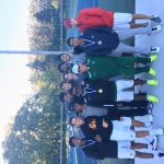 Laker Varsity Tennis finishes 2nd at league Tournament