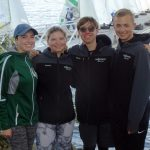 Coed Varsity Sailing finishes 8th place at Great Oaks Qualifier – Tier 2