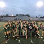 Girls Junior Varsity Field Hockey beats Farmington 2 – 0
