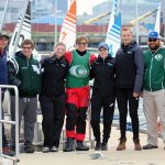 Varsity Sailing finishes 9th place out of 19 at MISSA East Great Lakes Qualifier