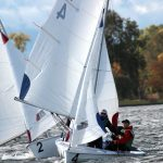 Varsity Sailing finishes 4th place at Tier 2 Michigan State 420 Championship