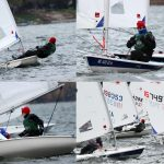 Varsity Sailing finishes 15th place at Michigan State Radial Laser Championship