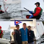 Varsity Sailing finishes 2nd place at Michigan State  Laser Championship (Full Rig)