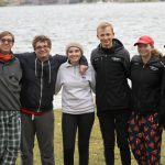 Varsity Sailing finishes 2nd place at PYC Halloween Regatta Tier 3