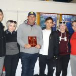 Coed Varsity Sailing finishes 3rd  place at Shepherd Championship Tier 2