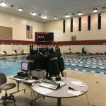 Boys Varsity Swimming & Diving beats Athens 110 – 75