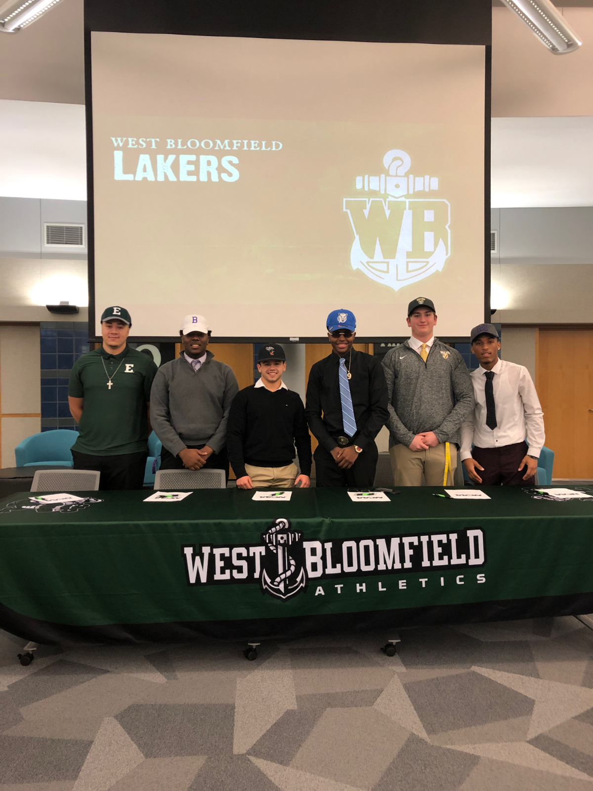 Signing Day Events for Athletics