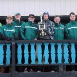 Ski Team Excels at Divisional Championship