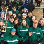 Boys Skiing Finishes 7th at SEMSL Championship Meet
