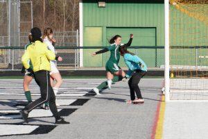 Girls JV Soccer 3-22-2019 vs. Avondale