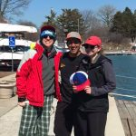 Coed Varsity Sailing finishes 2nd place at Z Trophy Ice Breaker – Tier 3