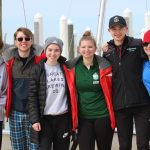 Coed Varsity Sailing finishes 4th place at Tier 2 MISSA East Baker – Pre Qualifier
