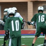 Boys Junior Varsity Lacrosse Beats Farmington 5 to 3  April 16, 2019