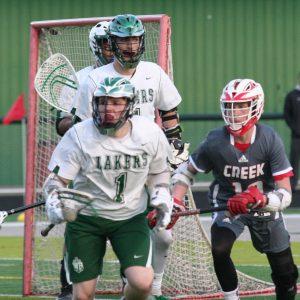 Boys Varsity Lacrosse vs. Swartz Creek 4/9/19