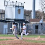 West Bloomfield Lakers Varsity Stymied By Groves, Lose 8-1