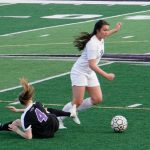 Girls Junior Varsity Soccer falls to Bloomfield Hills 8 – 0