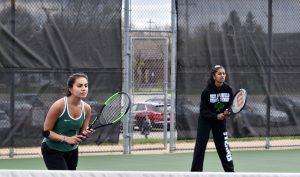 WB Varsity Tennis vs North Farmington