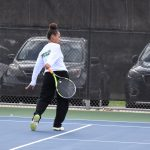 Girls Varsity Tennis falls to Groves 9 – 0
