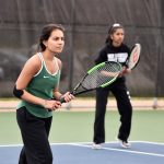 Lady Lakers tennis triumphs 8-1 over North Farmington