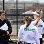 Lakers tennis finish in 5th place at Plymouth Tournament