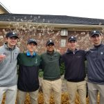 Boys Varsity Golf finishes 6th place at Division 2 Country