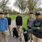 Boys Varsity Golf finishes 15th place at Dearborn Elite Tournament
