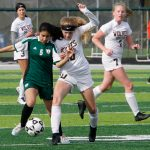 Girls JV Soccer 5-7-2019 vs. Clarkston