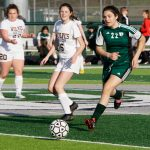 Girls Junior Varsity Soccer falls to Oxford 8 – 0