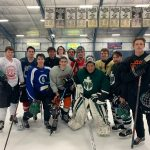Hockey 5-19-2019 District and Alumni Skate