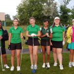 Girls Varsity Golf beats Royal Oak 204 – 211