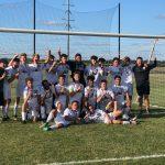 Varsity soccer beats Berkley to win Lightning Cup