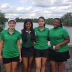 Girls Varsity Golf finishes 15th place at County Meet @ Links of Cyrstal Lake