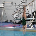 Varsity Girls Swim vs Brandon and North Farmington