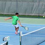 Boy's Varsity Tennis