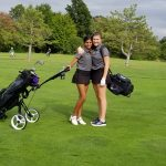 Girls Varsity Golf falls to North Farmington 198 – 244