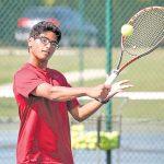 Boys Varsity Tennis beats Adams 6 – 3