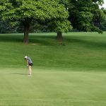Girls Varsity Golf falls to Berkley 201 – 232