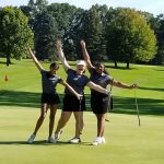 Girls Varsity Golf falls to Avondale 190 – 235