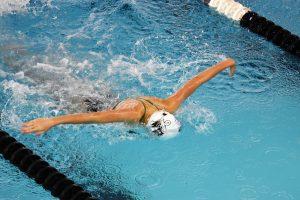Laker Girls Swim vs Troy and Bloomfield Hills