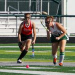 Girls Varsity Field Hockey falls to Pinckney 2 – 1