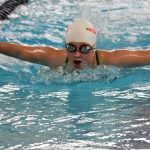 Girls Swim and Dive Loses to Farmington High School – 124 to 61