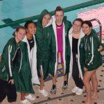 Girls 200 Medley Relay Team Breaks Record Last Established in 1991
