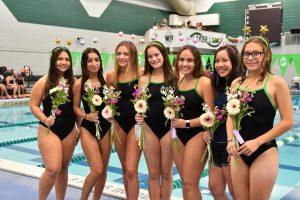 WB Swim and Dive vs DCD and Senior Night