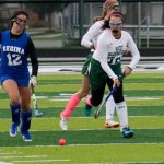 Girls Varsity Field Hockey beats Regina 3 – 0